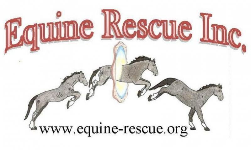 Equine Rescue Inc Logo