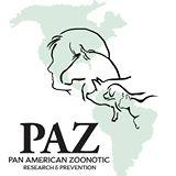 PAZ Pan American Zoonotic Research and Prevention Logo