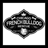 Chicago French Bulldog Rescue Inc NFP Logo