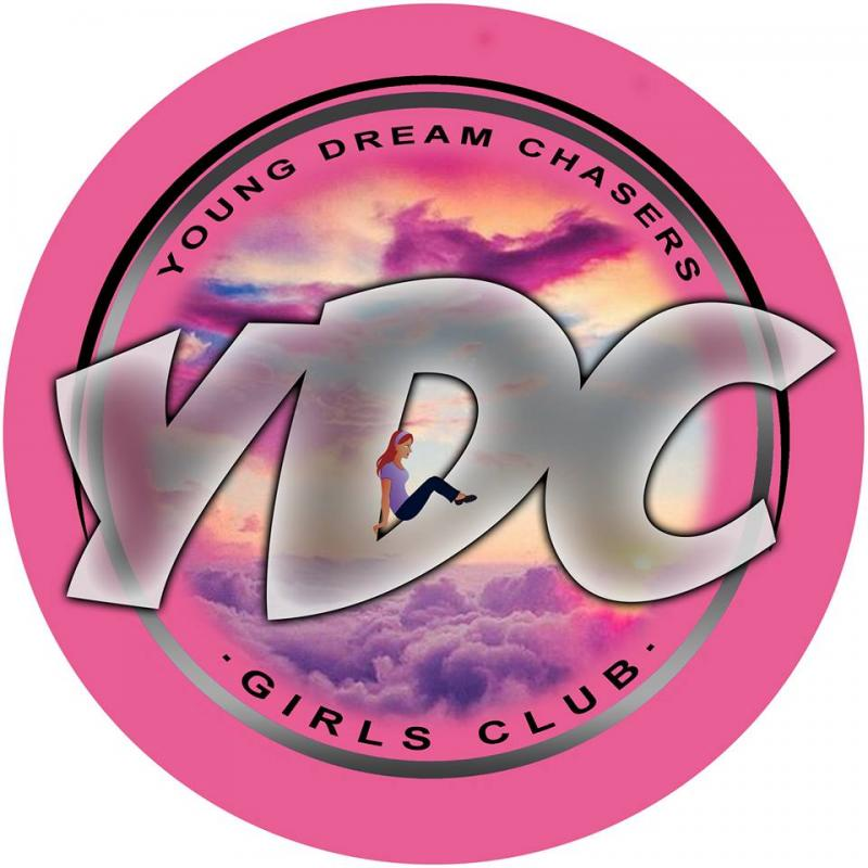 Young Dream Chasers Girls Club Logo