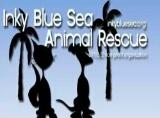 Inky Blue Sea Companion Animal Rescue Logo