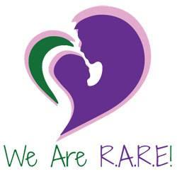 We Are R.A.R.E. Inc. Logo