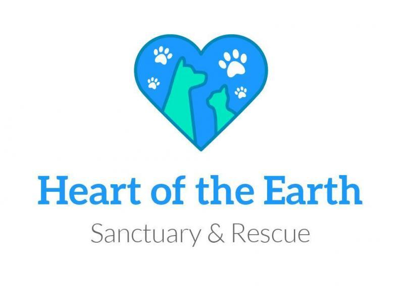 HEART OF THE EARTH SANCTUARY AND RESCUE INC Logo