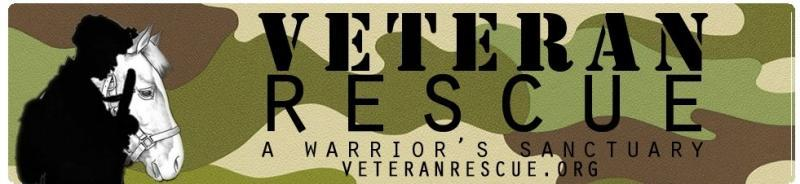 Animal Rescue & Veteran Support Services, Corp Logo