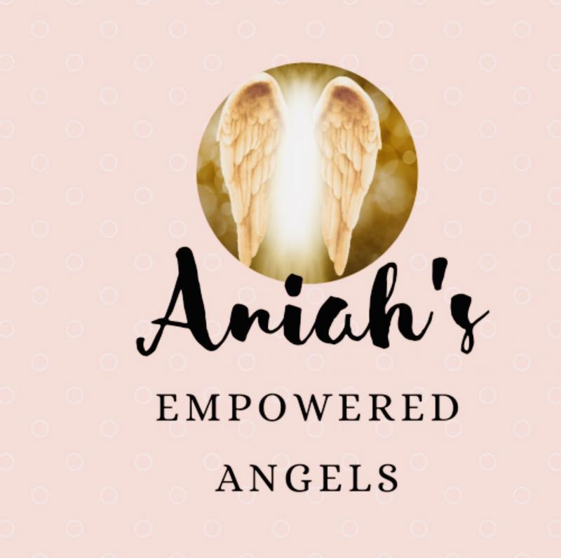 Aniahs Empowered Angels Logo