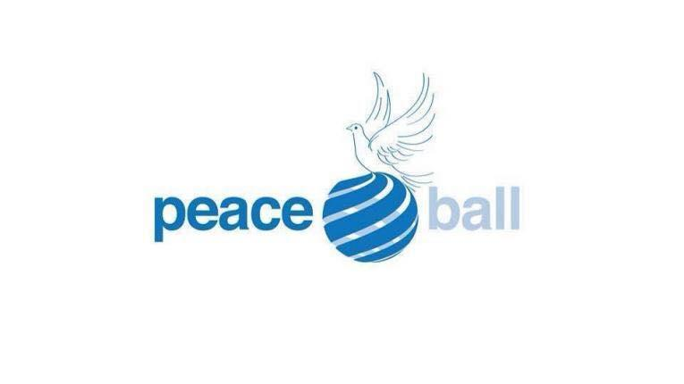 PEACE BALL PROJECT Logo