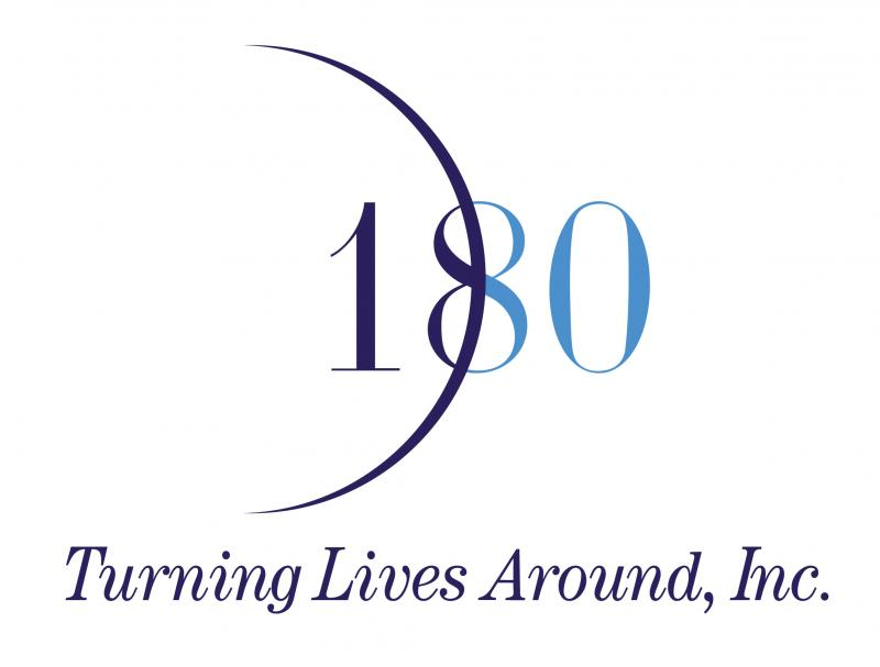 180 Turning Lives Around Inc. Logo
