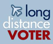 Long Distance Voter Logo