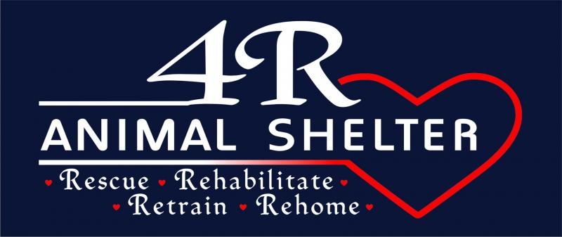 4r Animal Shelter Logo