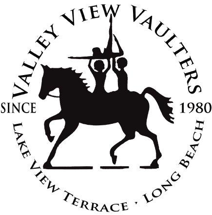 Valley View Vaulters Logo