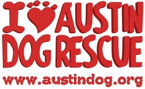 Austin Dog Rescue Logo