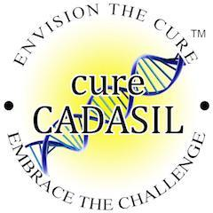 cureCADASIL Logo