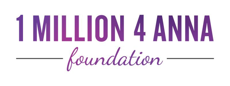 The 1 Million 4 Anna Foundation Logo