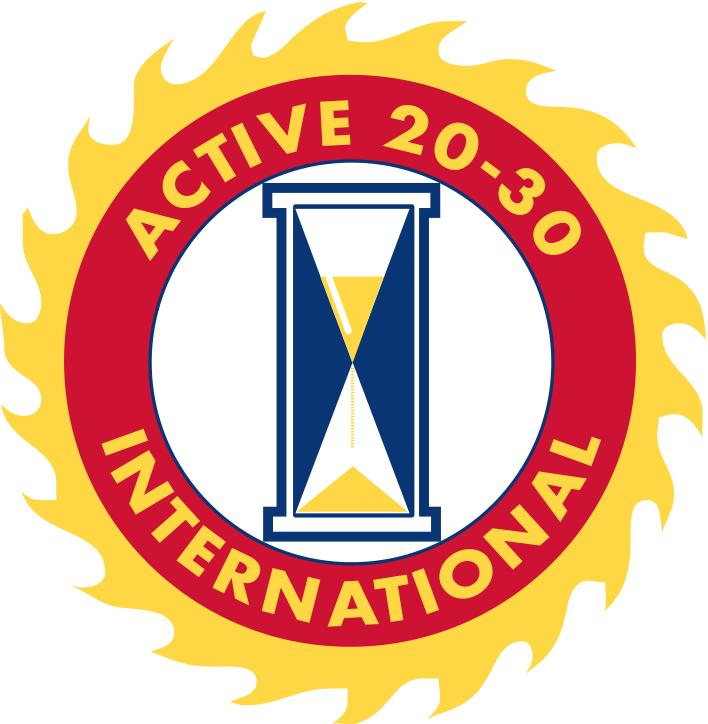 Active 20-30 Club of Greater Sacramento #1032 Logo