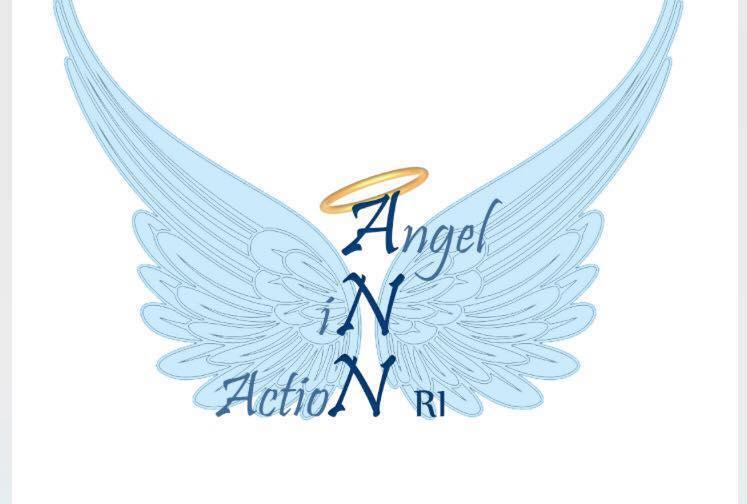 Angel in Action RI Logo