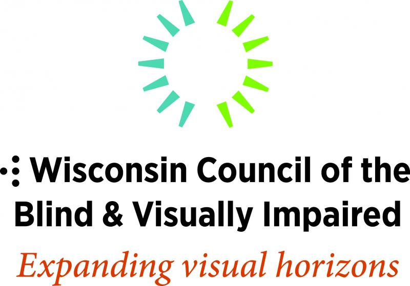 Wisconsin Council of the Blind & Visually Impaired Inc Logo