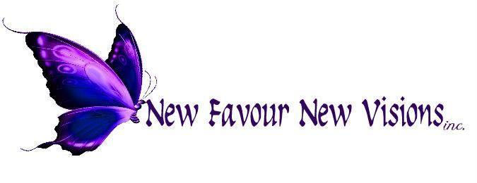 New Favour New Visions, Inc. Logo