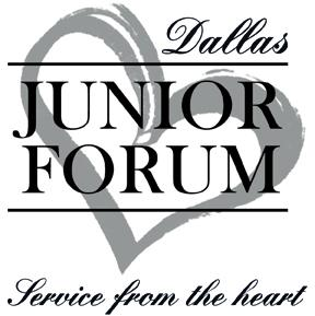 Dallas Junior Forum Inc Logo