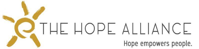 THE HOPE ALLIANCE Logo