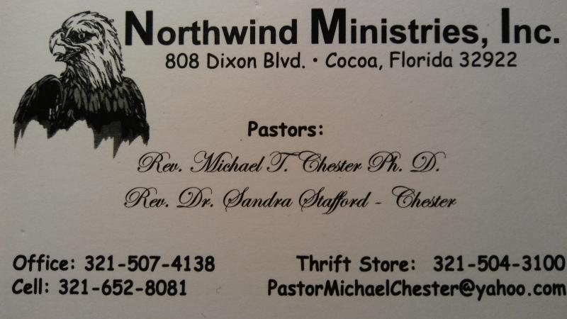Northwind Ministries, Inc. Logo