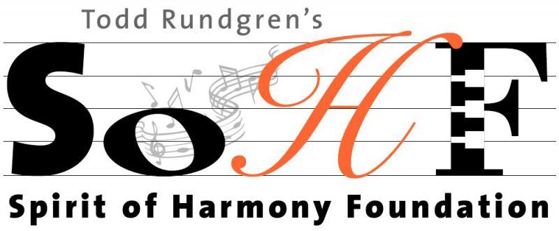 The Spirit of Harmony Foundation Logo