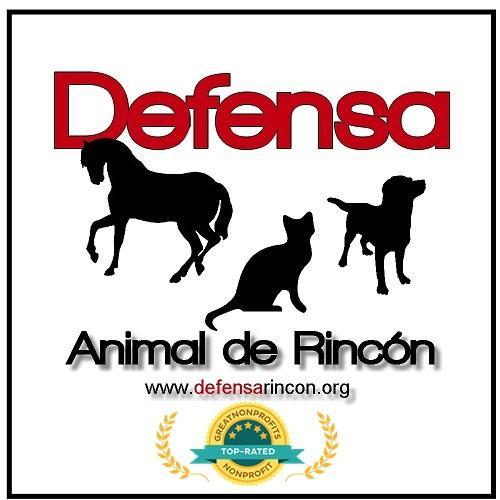 Defensa Animal De Rincon Logo