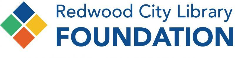 REDWOOD CITY LIBRARY FOUNDATION Logo