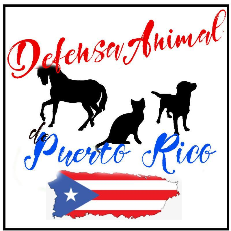 Defensa Animal De Puerto Rico Logo
