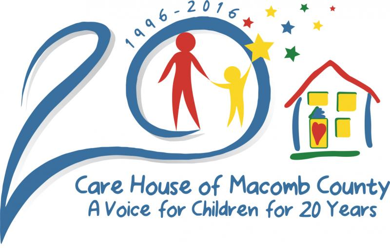 Macomb County Child Advocacy Center, Inc (dba: Care House of Macomb County) Logo