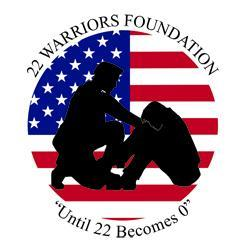 22 Warriors Foundation Logo