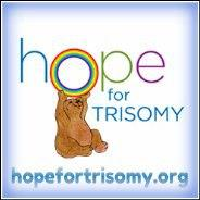 Hope for Trisomy 13 and 18 Inc Logo