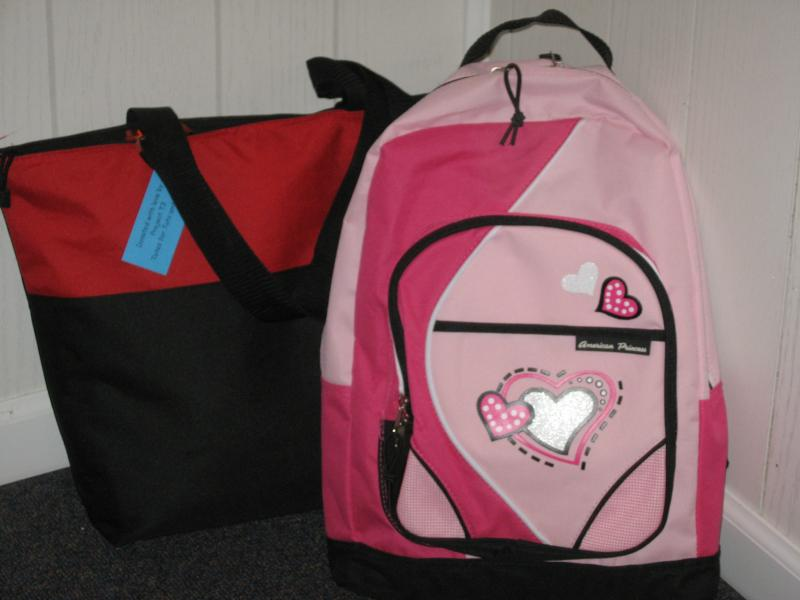 Totes for Tots and Teens Project T3 Inc Logo