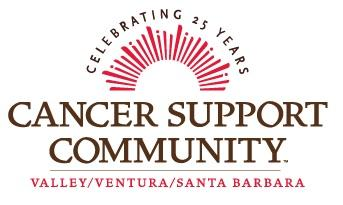 Cancer Support Community Valley/Ventura/Santa Barbara Logo
