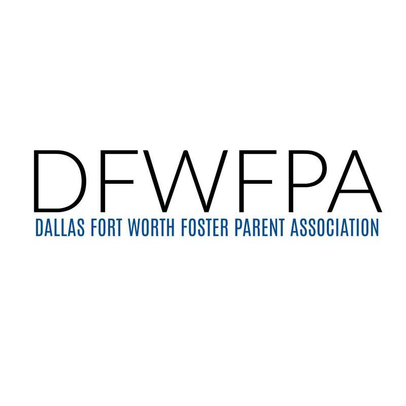 DFW Foster Parent Association Logo