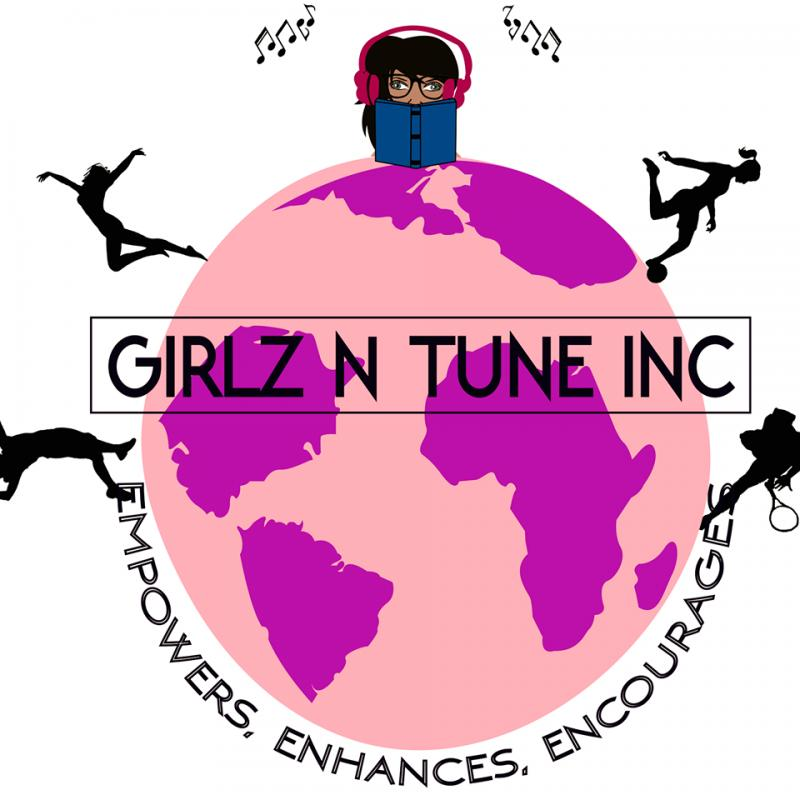 Girlz N Tune Inc Logo