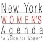 NEW YORK WOMENS AGENDA INC Logo