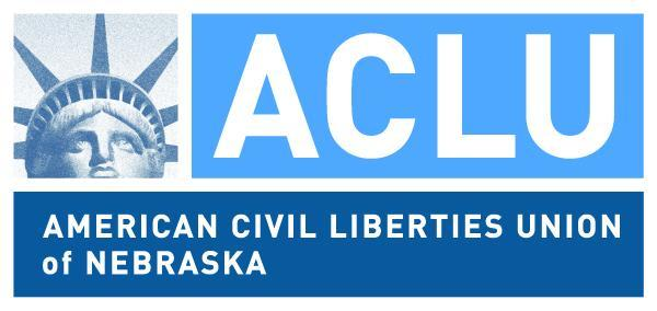 ACLU NEBRASKA FOUNDATION INC Logo