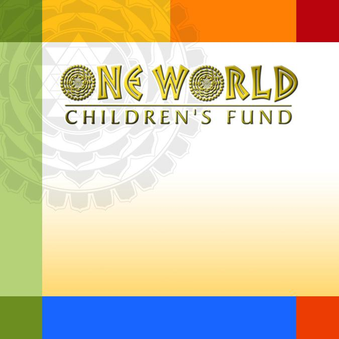 One World Childrens Fund Logo