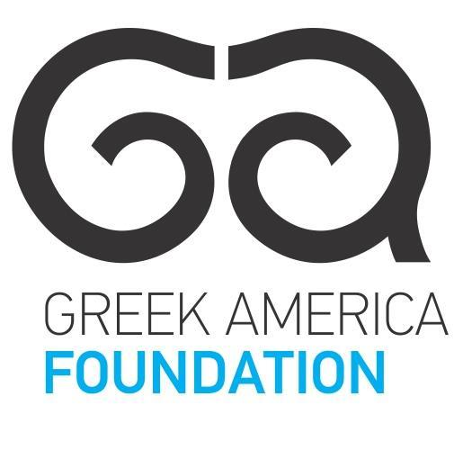 Greek America Foundation Logo