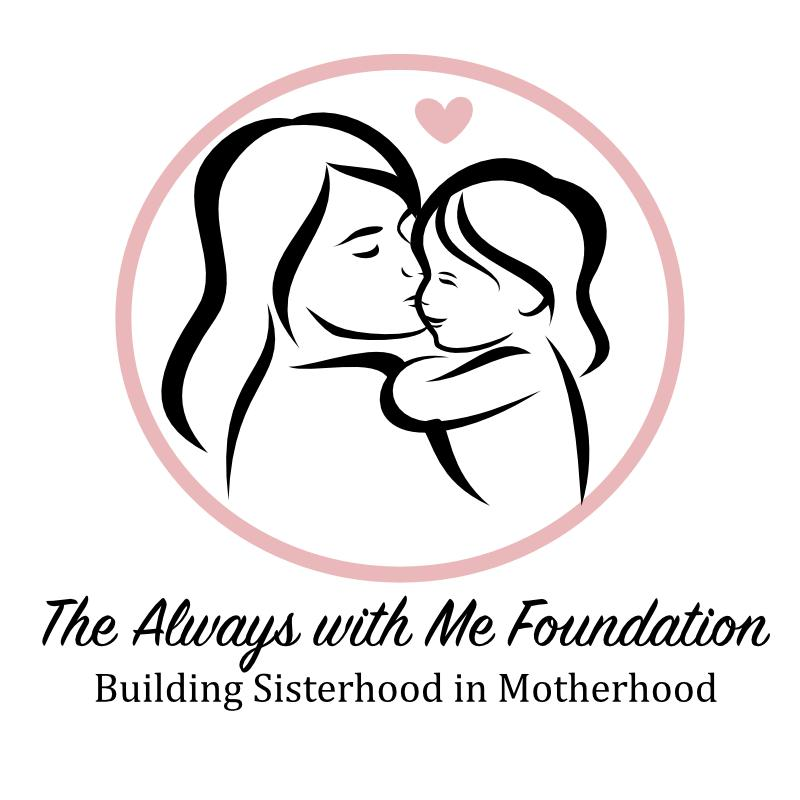The Always with Me Foundation Logo