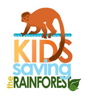 Kids Saving The Rainforest Inc Logo