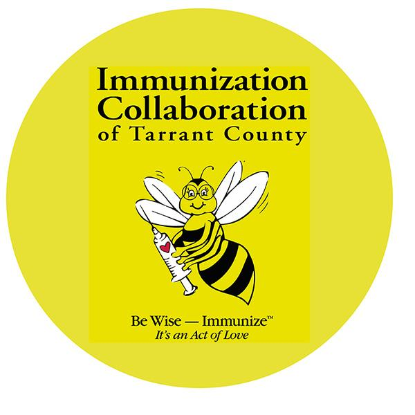 Immunization Collaboration of Tarrant County Logo
