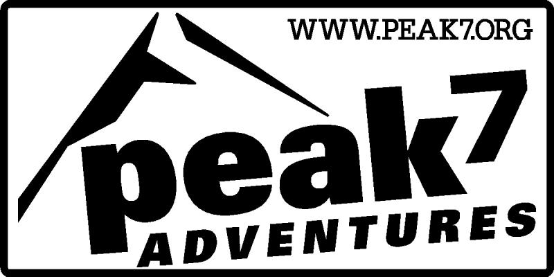 Peak 7 Adventures Logo