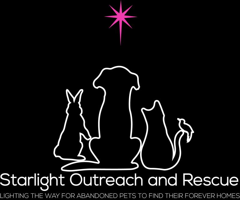 Starlight Outreach and Rescue Logo