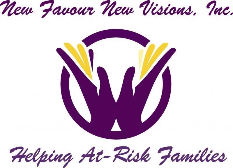 New Favour / New Visions, Inc. Logo
