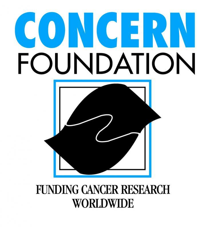 Concern Foundation for cancer research Logo
