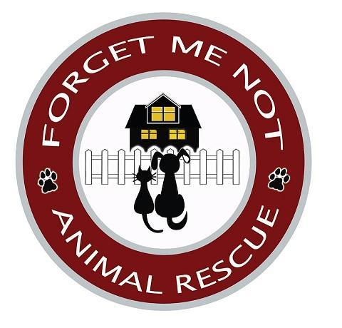 Forget Me Not Animal Rescue Inc. Logo