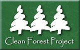 Clean Forest Project Inc Logo