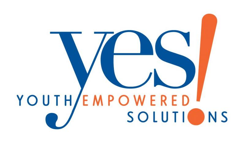 Youth Empowered Solutions (YES!) Logo