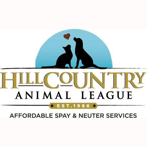 Hill Country Animal League SPCA Inc Logo